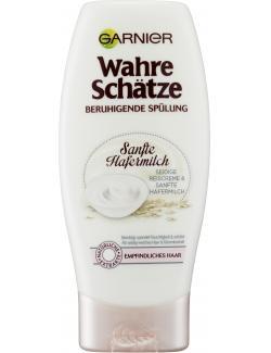 Garnier Wahre Schätze beruhigende Spülung sanfte Hafermilch  (200 ml) - 3600541888104