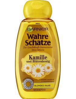 Garnier Wahre Sch�tze Shampoo Kamille und Bl�tenhonig  (250 ml) - 3600541979116
