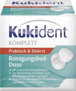Kukident Reinigungsbad-Dose  (1 St.) - 4053700471003