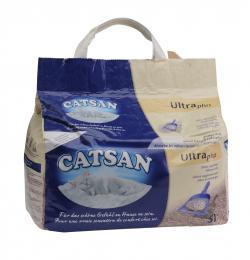 Catsan Katzenstreu ultra  plus  (5 l) - 4008429022128