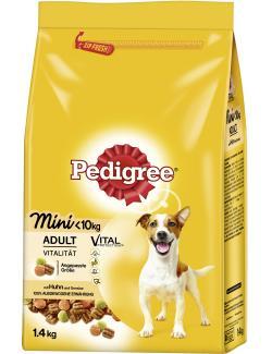 Pedigree Adult Vital Protection mit Geflügel mini  (1,40 kg) - 4008429010156