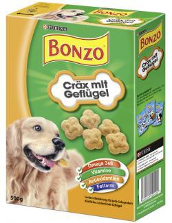 Bonzo Cräx mit Geflügel  (500 g) - 4000487295209