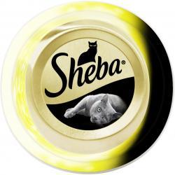 Sheba mit Hähnchenbrustfilets  (80 g) - 8410136207051