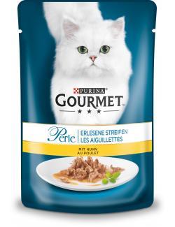 Gourmet Perle mit Huhn  (85 g) - 4000487225923