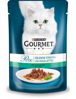 Gourmet Perle mit Kaninchen  (85 g) - 4000487225954