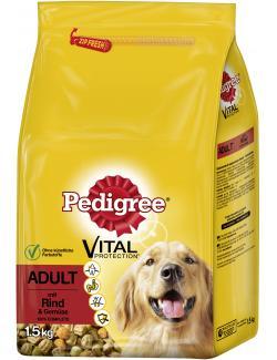 Pedigree Adult Vital Protection mit 5 Sorten Fleisch  (1,50 kg) - 4008429033650
