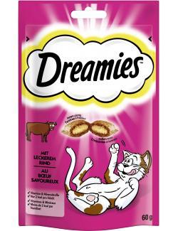 Dreamies mit Rind  (60 g) - 4008429037948