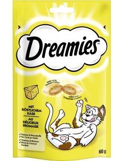 Dreamies mit Käse  (60 g) - 4008429037986
