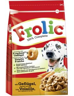 Frolic mit Gefl�gel, Gem�se & Reis  (1,50 kg) - 4008429033810