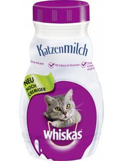 Whiskas Katzenmilch  (200 ml) - 4008429011856