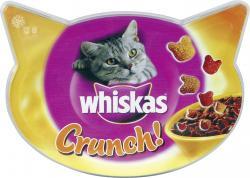 Whiskas Crunch!  (100 g) - 5998749108659