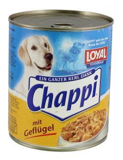 Chappi mit Gefl�gel  (800 g) - 4008429519512