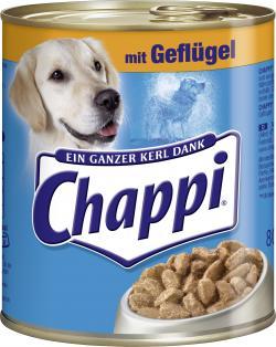 Chappi mit Geflügel  (800 g) - 4008429519512