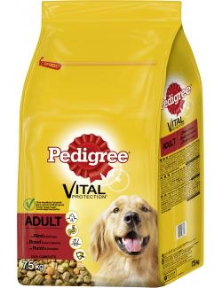 Pedigree Adult Vital Protection mit 5 Sorten Fleisch  (7,50 kg) - 4008429057236
