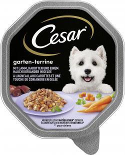 Cesar Empfehlung der Saison mit Rind & Gr�nen Bohnen  (150 g) - 4008429009747