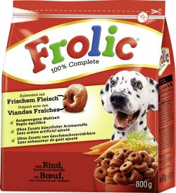 Frolic mit Rind, Karotten und Getreide  (800 g) - 4008429012488