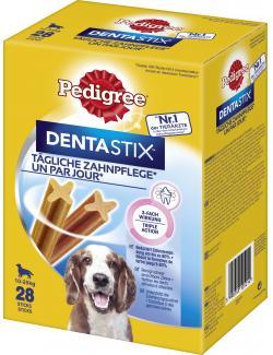 Pedigree Denta Stix f�r mittelgro�e Hunde  (4 x 7 St.) - 5998749105214