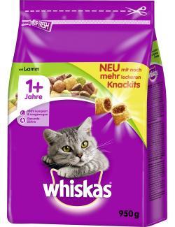 Whiskas Adult mit Lamm  (1 kg) - 5900951014215