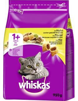 Whiskas Adult mit Huhn  (950 g) - 5900951014154