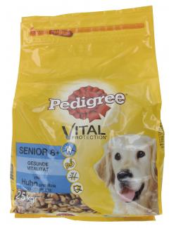 Pedigree Senior 8+ Vital Protection mit Huhn & Reis  (2,50 kg) - 3065890038707