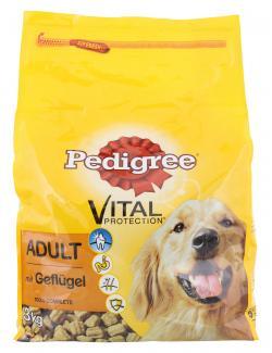 Pedigree Adult Vital Protection mit Gefügel  (3 kg) - 4008429057298