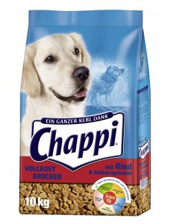 Chappi Vollkost-Brocken mit Rind & Vollkorngetreide  (10 kg) - 4008429033537
