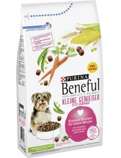 Beneful Kleine Genie�er mit Rind  (1,40 kg) - 7613032783969