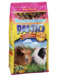 Panto Meerschweinchen-Futter  (1 kg) - 4024109938824