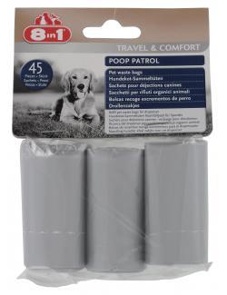 8in1 Poop Patrol Sammeltüten  - 4048422104803