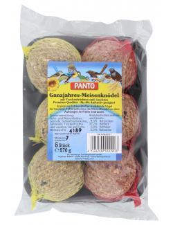 Panto Ganzjahres-Meisenkn�del  (6 St.) - 4024109000903