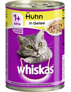 Whiskas Adult in Gelee mit Huhn  (400 g) - 4008429051579