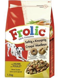 Frolic Saftig & knusprig mit Huhn  (1,50 kg) - 5900951139505