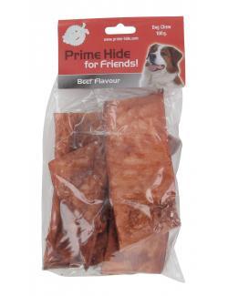 Prime Hide Kauartikel aus Rinderhaut Beef Flavour  (100 g) - 8714272151743