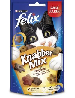 Felix Knabber Mix Original  (60 g) - 7613033743771