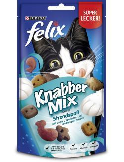 Felix Knabber Mix Strandspa�  (60 g) - 7613033742507