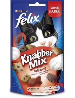 Felix Knabber Mix Grillspaß  (60 g) - 7613033742484