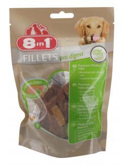 8in1 Fillets Pro Digest Premium H�nchenfilet S  (80 g) - 4048422111931