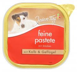 Jeden Tag Feine Pastete mit Kalb & Geflügel  (300 g) - 4306180226015