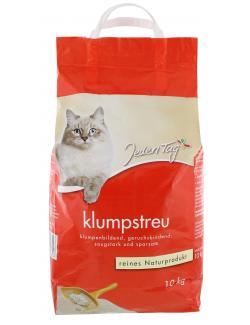 Jeden Tag Klumpstreu  (10 kg) - 4306180183097
