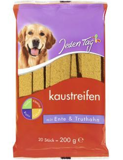 Jeden Tag Kaustreifen mit Ente & Truthahn  (20 St.) - 4306180218935