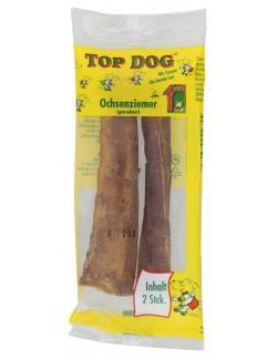 Top Dog Ochsenziemer getrocknet  (2 St.) - 4030879022755