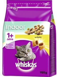 Whiskas Indoor mit Huhn  (950 g) - 5900951136153