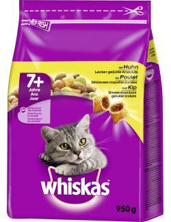 Whiskas Trocken Senior mit Huhn  (950 g) - 5900951141294