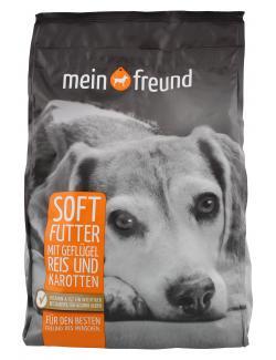 Mein Freund Hund Softfutter mit Gefl�gel  (1,50 kg) - 4306188305705
