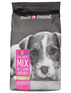 Mein Freund Hund Junior Vollwertmix mit Lamm  (1,50 kg) - 4306188305736