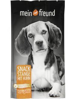 Mein Freund Hund Snack Stange mit Huhn 3er  (3 St.) - 4306188308577