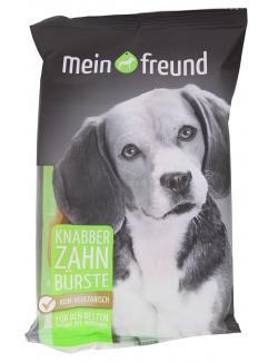 Mein Freund Hund Knabber Zahnb�rste  (4 St.) - 4306188308423