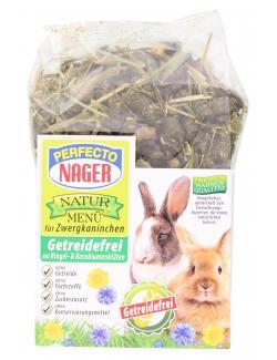 Perfecto Nager Natur Men� f�r Zwergkaninchen  (600 g) - 4036897208737