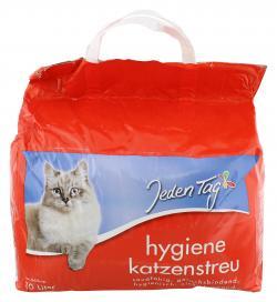 Jeden Tag Hygiene-Katzenstreu  (10 l) - 4306188351078