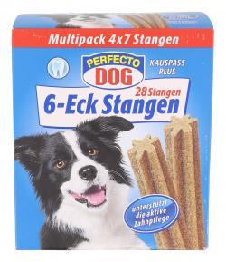 Perfecto Dog 6-Eck Stangen  (4 x 7 St.) - 4036897211645